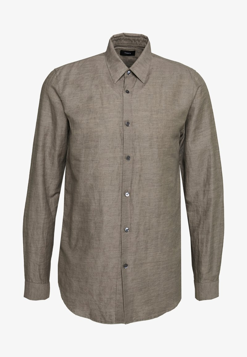 Theory - IRVING ESSENTIAL - Chemise - beige stone