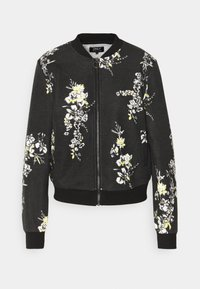 ONLY - ONLJALENE  - Zip-up hoodie - black - 4