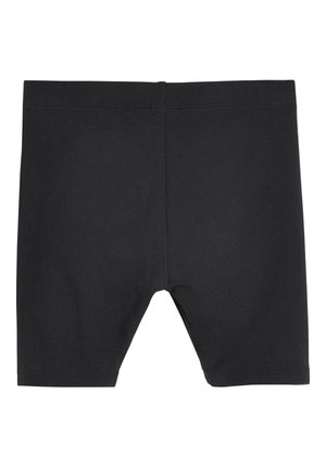 BLACK CYCLE SHORTS (3-16YRS) - Shorts - black