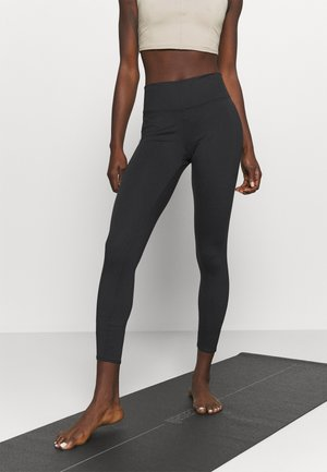 LUCIANA 7/8 - Leggings - noir