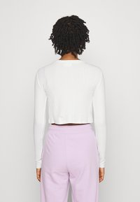 Even&Odd - Long sleeved top - white - 2