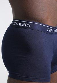 Polo Ralph Lauren - POUCH TRUNKS 3 PACK - Underkläder - navy - 3
