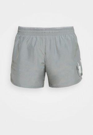 RUN SHORT - Pantaloncini sportivi - particle grey