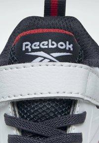 Reebok - RUSH  - Hardloopschoenen neutraal - white - 7