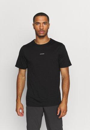 ZONE TEE - T-shirt - bas - black