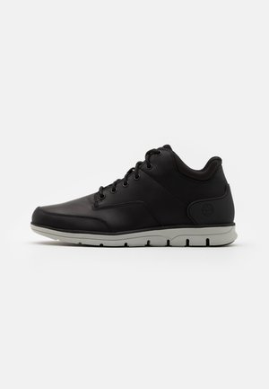 BRADSTREET MOLDED - Höga sneakers - black