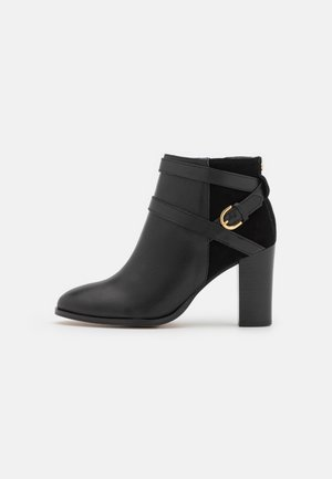 VALONE - Classic ankle boots - noir