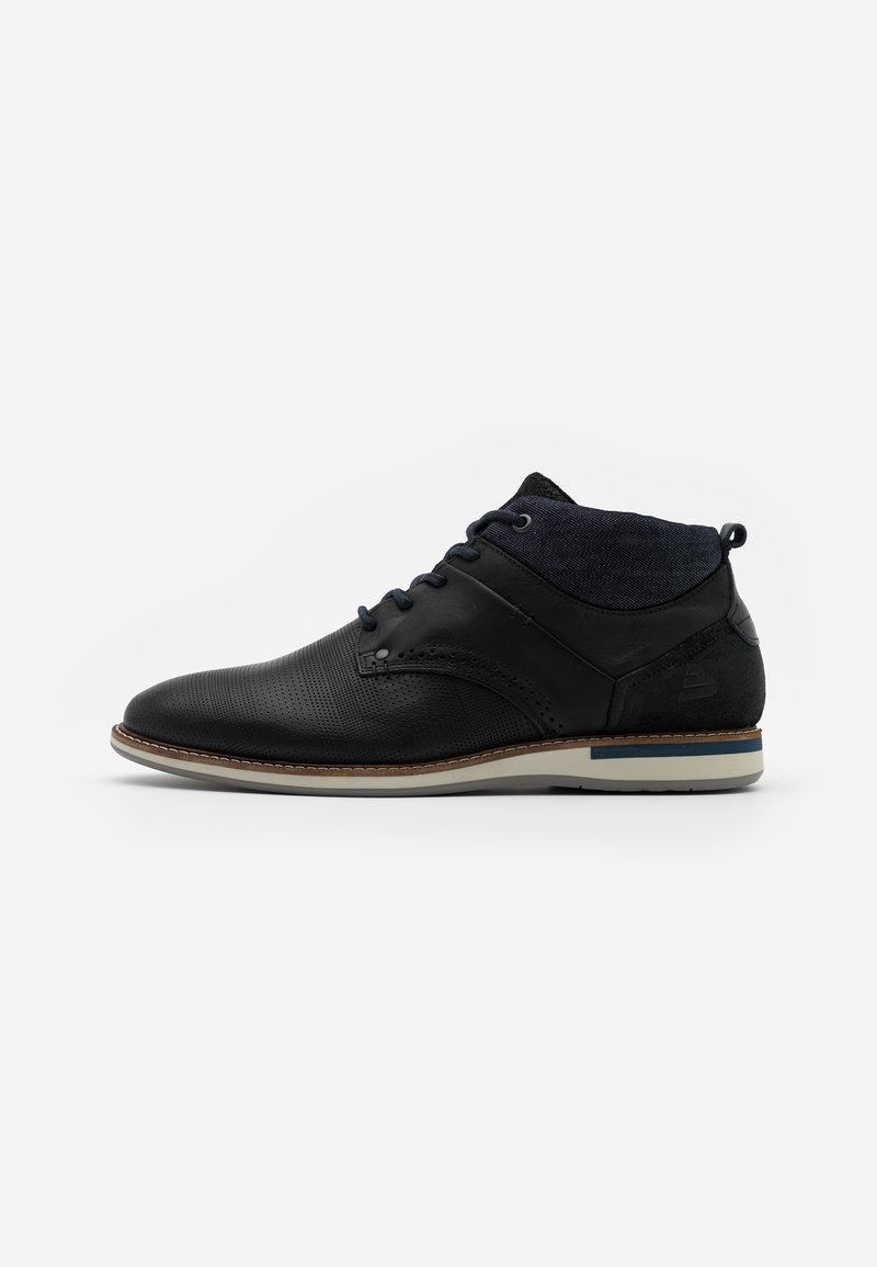 Bullboxer - Casual lace-ups - black