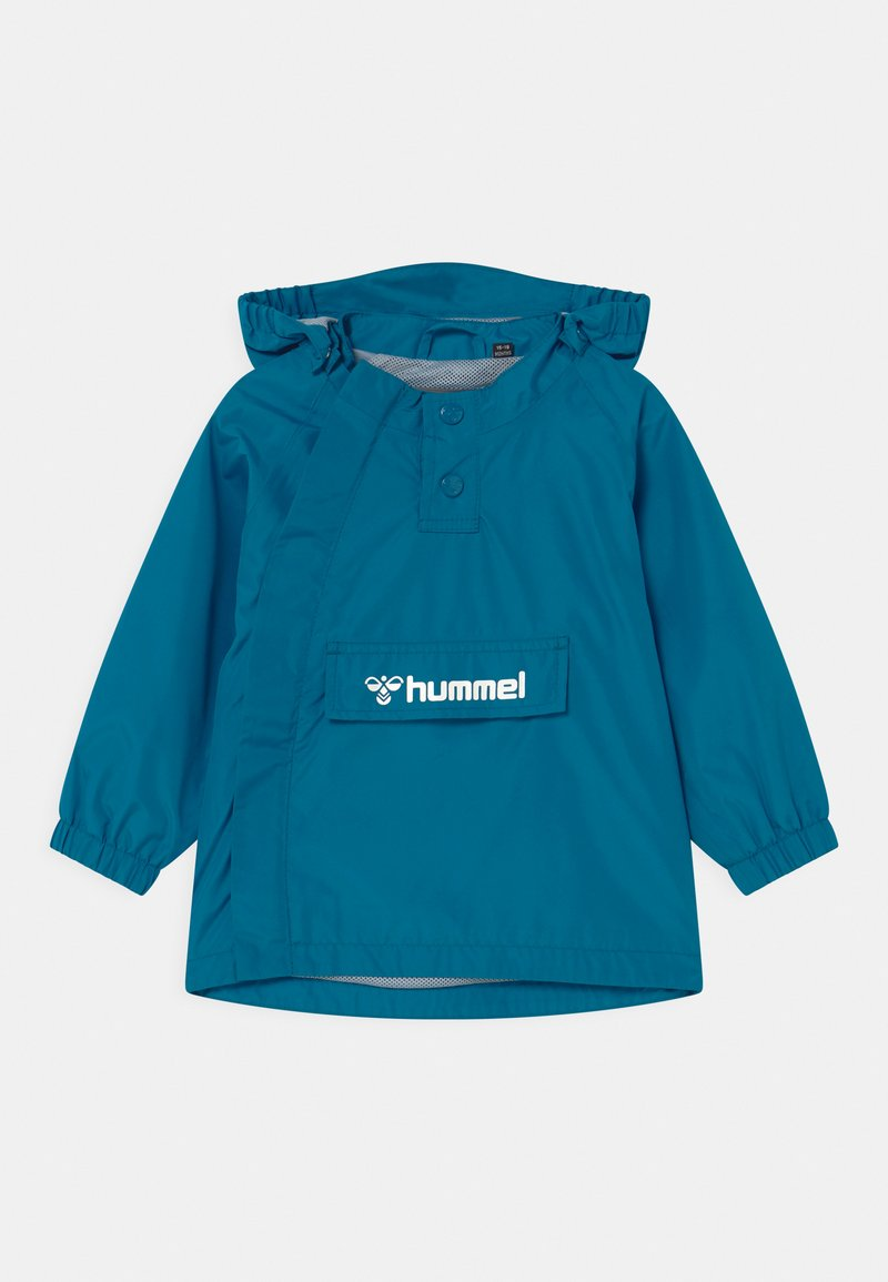 Hummel - OJO UNISEX - Vodotěsná bunda - mykonos blue