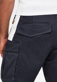 G-Star - ROVIC MOTO - Shorts - mazarine blue - 3