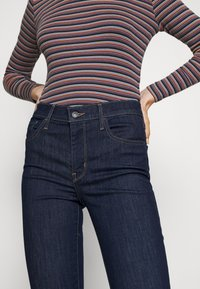 Levi's® - 720 HIRISE SUPER SKINNY - Jeans Skinny Fit - deep serenity - 6
