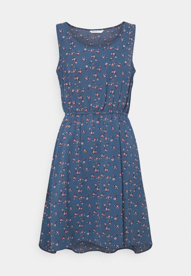 ONLNOVA SARA DRESS - Korte jurk - bering sea