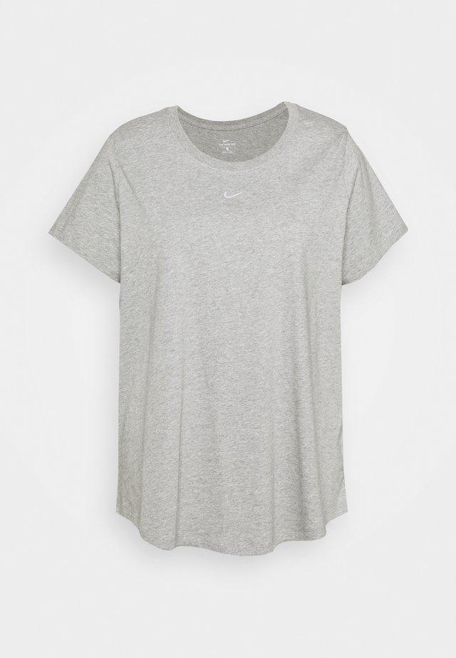 TEE PLUS - Jednoduché triko - grey heather