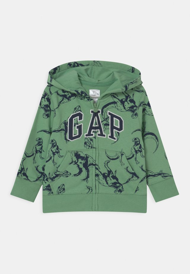 TODDLER BOY LOGO  - Zip-up hoodie - multi-coloured