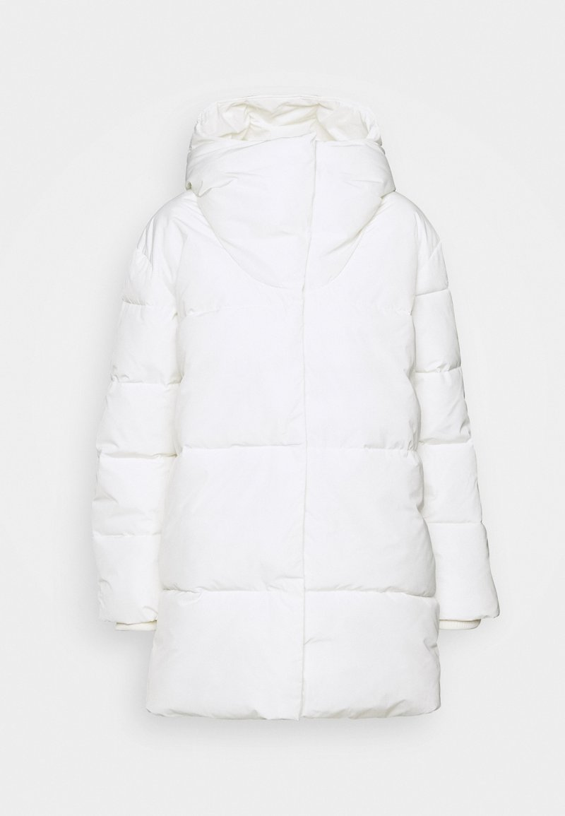 Ecoalf - PATH WOMAN COAT - Winter coat - off white