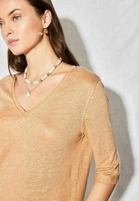 Not Shy - Long sleeved top - haselnuss - 1