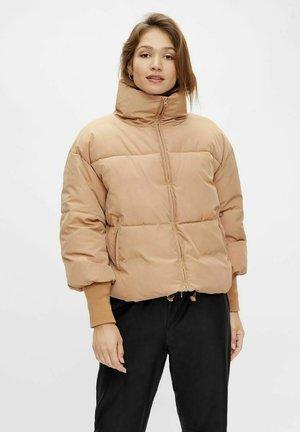 YASIROMA - Winter jacket - indian tan