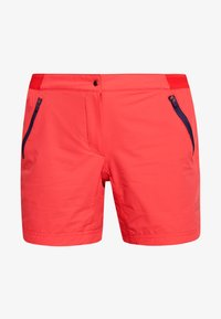 Jack Wolfskin - TRAIL - Outdoor shorts - tulip red - 4