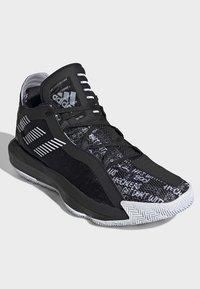 adidas Performance - DAME  SHOES - Basketbalschoenen - black - 2