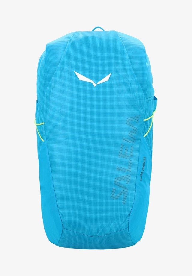 ULTRA TRAIN - Hiking rucksack - blue danube