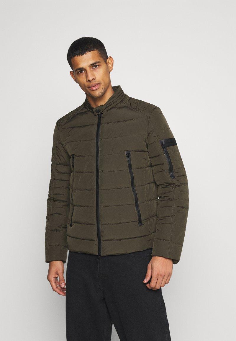 Antony Morato - REGULAR FIT IN - Light jacket - verde