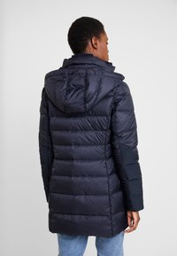 Marc O'Polo - COAT FILLED - Down coat - midnight blue - 3