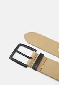 Levi's® - NEW ALBERT - Belt - tan - 1