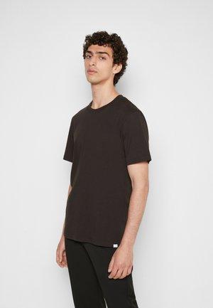 MARAIS - Basic T-shirt - black