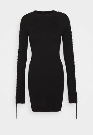 M-JILL DRESS - Etui-jurk - black