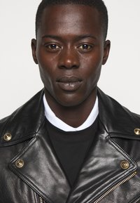 Versace Jeans Couture - Veste en cuir - nero - 4