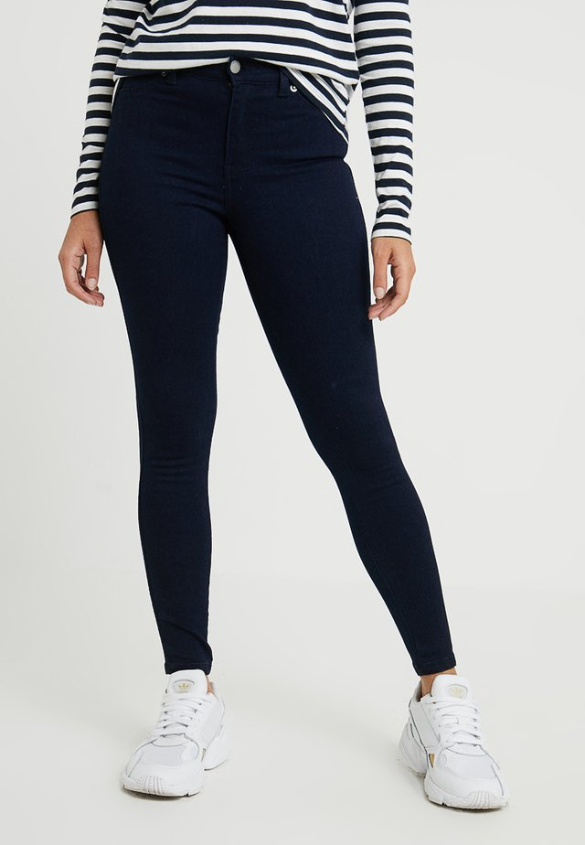 PLENTY - Jeansy Skinny Fit - darkest blue