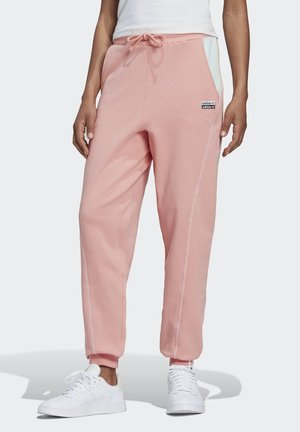 R.Y.V. JOGGERS - Tracksuit bottoms - pink