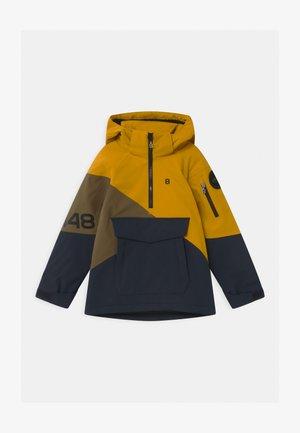 SCOOTER UNISEX - Snowboard jacket - navy