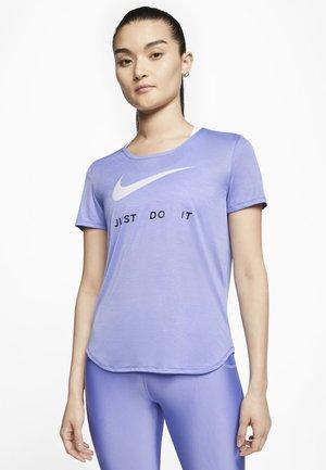 RUN - Print T-shirt - light thistle