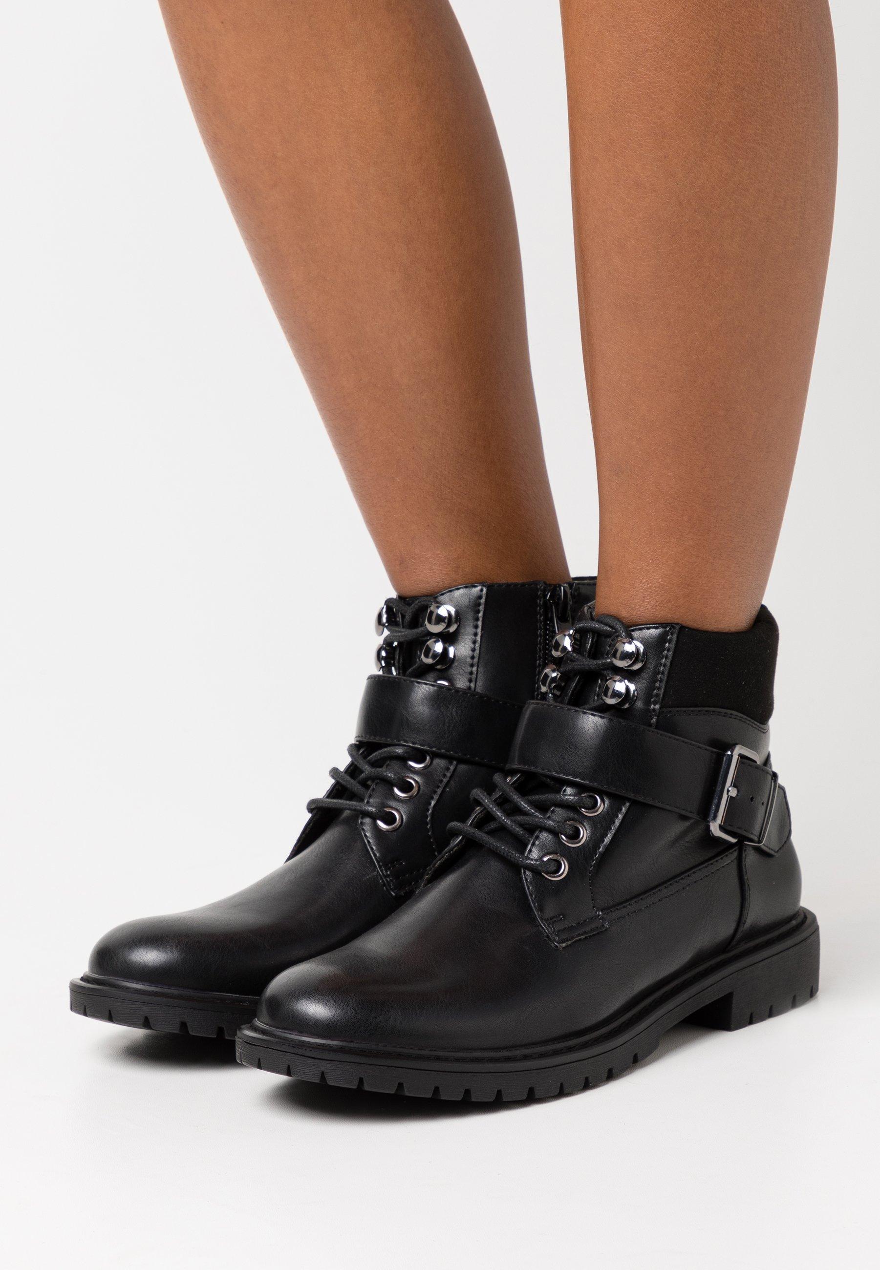Femme Boots à talons - black