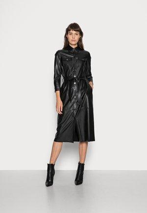 DRESS LONG LIGHT - Vardagsklänning - black