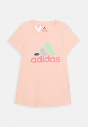 JG BOS GRAPH - T-shirt med print - pink