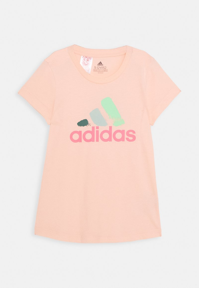 adidas Performance - JG BOS GRAPH - Camiseta estampada - pink