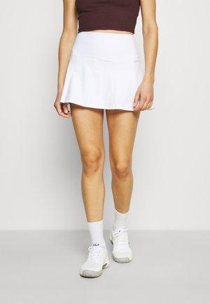 TENNIS SKIRT BUILT IN SHORTIE - Jupe de sport - white