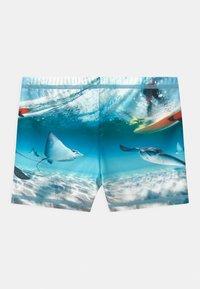 Molo - NORTON PLACED - Swimming trunks - multi-coloured/white - 1