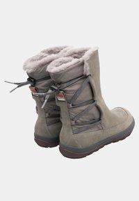 Camper - PEU PISTA  - Winter boots - gray - 2