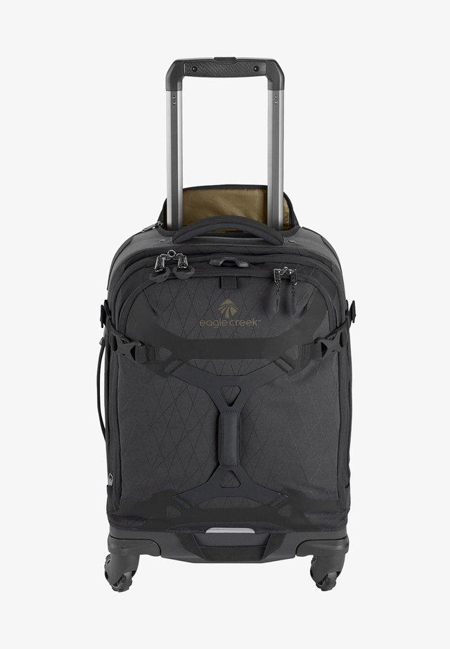 GEAR WARRIOR INTERNATIONAL CARRY ON - Wheeled suitcase - jet black