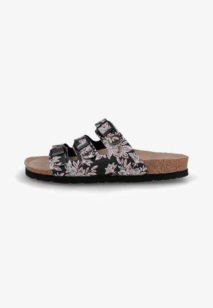 MERIDA - Slippers - schwarz