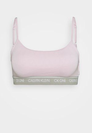 ONE UNLINED BRALETTE - Top - pearly pink