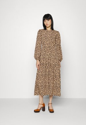 LUCIA DELIAH DRESS - Maxi dress - brown
