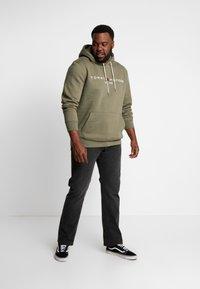 Levi's® Plus - 501® LEVI'S®ORIGINAL FIT - Straight leg jeans - solice - 1