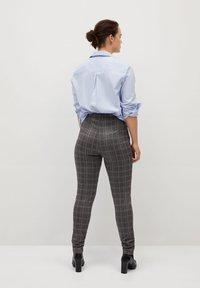 Violeta by Mango - SHARON - Leggings - Trousers - grey - 2