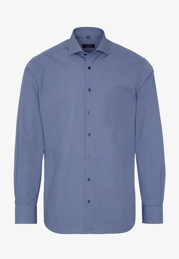 FITTED WAIST - Formal shirt - marine