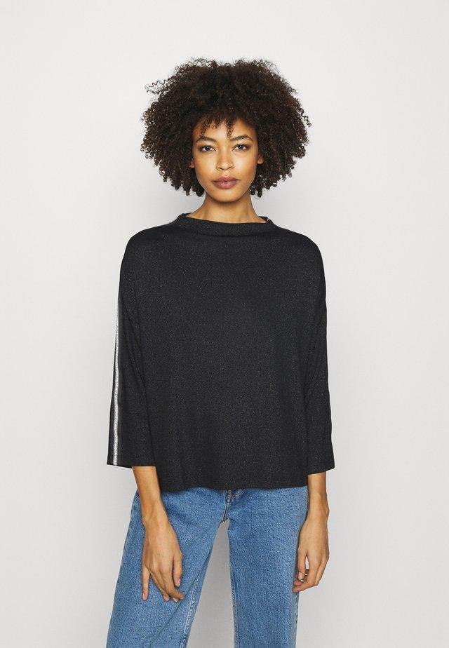 SULWA - Sweter - black