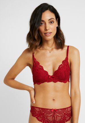 SUCCESS N°6  - Triangle bra - brique roux